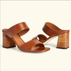 M. Gemi The Parola block heel sandal